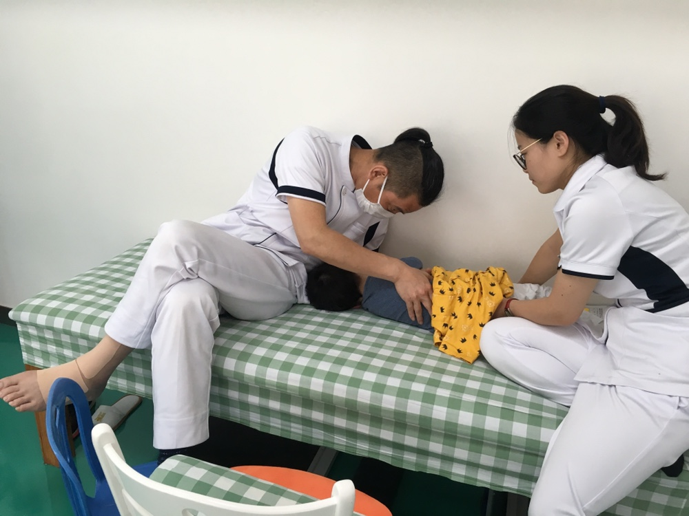 SMA天使助力营项目——广州康复巡诊活动